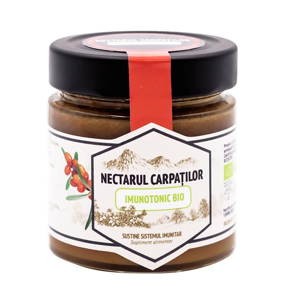 Borcan Imunotonic bio Nectarul Carpatilor
